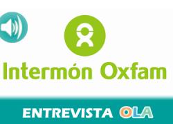 """""""Una de las causas principales de la desigualdad extrema es toda la influencia política que tienen las élites económicas"""", Sonia Díaz, responsable de Acción Ciudadana de Oxfam Intermón Andalucía"""