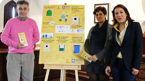 Villa del Río pone en marcha una campaña de sensibilización y concienciación ciudadana para la recogida correcta de residuos a través de la Empresa de Residuos y Medio Ambiente de la Diputación de Córdoba