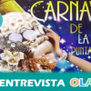 """""""El Carnaval de Punta Umbría tiene buena salud porque tenemos buena cantera tanto en las agrupaciones como en el carnaval de calle"""", Antonia Hernández, concejal de Festejos de Punta Umbría (Huelva)"""