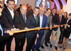 Marbella da en 'Fitur 2016' el primer paso de su nueva estrategia de promoción turística contando con un expositor propio después de 10 años de ausencia en la Feria Internacional del Turismo
