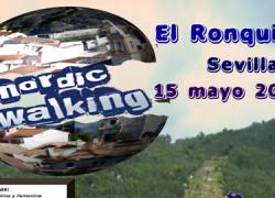 El Ronquillo anuncia hoy en la Feria Internacional de Turismo, 'FITUR 2016', que será sede de la prueba final de la I Copa andaluza de Nordic Walking que se celebrará del 21 de febrero al 15 de mayo