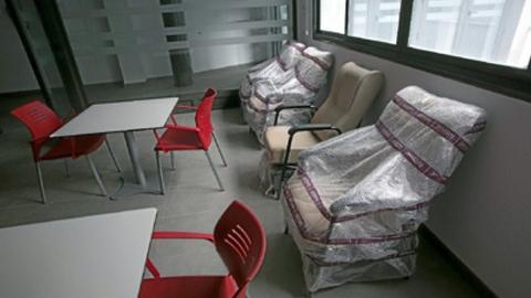 Un centro de estancia diurna en Nueva Carteya se encuentra desde hace cuatro años a la espera de abrir porque la Junta alega que hay vacantes disponibles en centros cercanos para no concertar sus 25 plazas