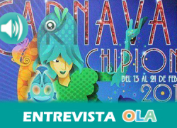 """""""El Carnaval de Chipiona ofrece buen ambiente, disfraces, maquillaje, música, poesía, danza, ratos muy divertidos y, sobre todo, buena convivencia"""", Davinia Valdés, concejal de Turismo – Chipiona (Cádiz)"""