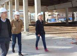 Roquetas de Mar rehabilita el edificio del Mercado Central de Abastos con el objetivo es crear una edificación más funcional y moderna que revitalice el comercio tradicional en la localidad