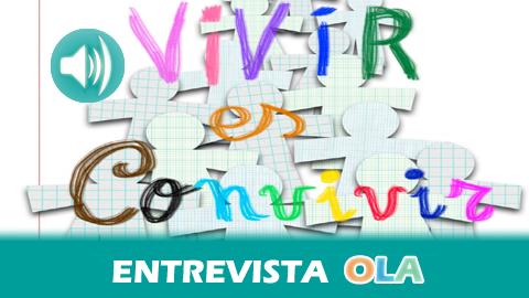 """""""La Mesa de Educación es un dispositivo que pretenden ser un espacio de encuentro de toda la comunidad educativa"""", Marta Díaz, responsable de dinamización de Asociación de Estudios Sociales por la Igualdad"""