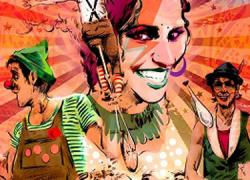 """""""Trebufestival 2016"""", el único festival de arte y música callejera de la provincia de Cádiz declarado de interés Turístico Nacional, se celebrará en Trebujena su IX edición los días 22,23 y 24 de abril"""