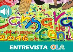 """""""Entre vinos, alegría, rica gastronomía y buenas coplas de carnaval, vivimos estos días cargados de actividad y buen humor"""", David Tamayo, concejal de Turismo de Conil de la Frontera (Cádiz)"""