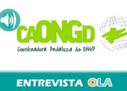 """""""Tenemos nuestras dudas sobre que la política de cooperación de la Junta avance con paso firme y pedimos que cumpla con lo comprometido"""", Lidia Arenal, integrante del Comité Ejecutivo de la CAONGD"""