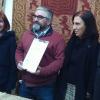 """Jóvenes de Torreperogil participan en el programa """"Empredejoven13"""" realizado por la Junta de Andalucía con el objetivo de fomentar el emprendimiento en estudiantes cercanos a la salida al mundo laboral"""