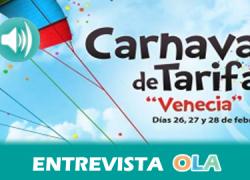 """""""El Carnaval de Tarifa es uno de los más importantes después de Cádiz por la gran afluencia de público y porque los ciudadanos se vuelcan con él"""", Daniel Rodríguez, concejal de Festejos de Tarifa (Cádiz)"""