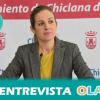 """""""El I Cádiz Gourmet ofrece en Chiclana lo mejor de nuestros quesos, de nuestros vinos, de repostería, panadería,… de cada una de las variedades"""", Carmen Jiménez, delegada de Fomento de Chiclana (Cádiz)"""