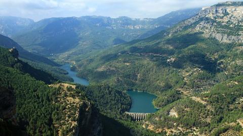El Parque Natural Sierra de Cazorla, Segura y Las Villas situado en la provincia de Jaén será declarado Zona de Especial Conservación por el importante interés medioambiental que tiene en la Comunidad andaluza