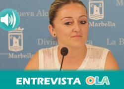 """""""El 'Teatro Vive' es un nombre muy acertado porque el teatro si vive en cada uno de nosotros y con este ciclo queremos acercarlo a todos los vecinos"""", Gema Midón, responsable de Cultura de Marbella (Málaga)"""