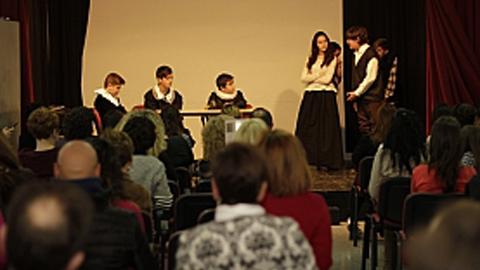 El alumnado del IES Américo de Huétor Tájar organizan las VII Jornadas de Igualdad con el objetivo de visualizar el papel de las mujeres en la sociedad mediante la obra del literato Miguel de Cervantes