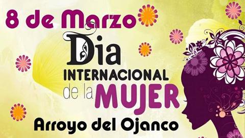 """La asociación de mujeres """"El Olivar"""" celebra el 8 de marzo, Día Internacional de la Mujer, en el municipio jienense de Arroyo del Ojanco realizando diferentes actividades y la lectura de un manifiesto"""