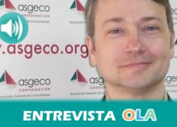 «Hay una directiva europea sobre eficiencia energética pero el Gobierno español no la aplica del todo para cambiar el modelo productivo y ser globalmente eficientes», Juan Bernardo Audureau, portavoz de ASGECO