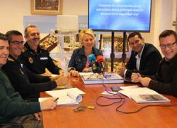 La seguridad vial de las avenidas principales del municipio almeriense de Roquetas se verá mejorada con el nuevo proyecto 'Actuaciones en la estructura viaria principal para la mejora de la Seguridad Vial'