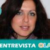 """""""El poder caminar por el sendero y que alguien experto te enseñe qué es lo que puedes ver le da un atractivo distinto a la Gran Senda"""", Marina Bravo, diputada Medio Ambiente y Promoción del Territorio de Málaga"""