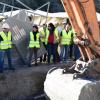 Finalizan en Albuñol las obras de emergencia para mejorar la seguridad y paliar los desperfectos ocasionados por las lluvias torrenciales del pasado mes de septiembre, con una inversión de más de 900.000 euros