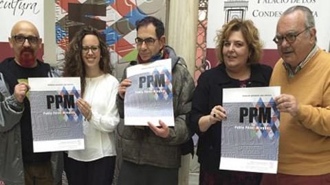 Santa Fe rinde homenaje al fotógrafo Pablo Pérez-Mínguez hasta el próximo 28 de mayo con una exposición que recorre la evolución profesional del artista con la presencia de sus obras más conocidas