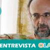"""""""En Andalucía se utilizan nueve kilos de pesticidas por hectárea y año, así que, aunque somos una potencia en producción ecológica, tenemos un gran lastre"""", Daniel López Marijuán, Ecologistas en Acción"""