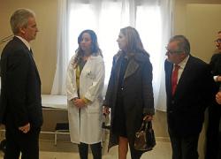 Escacena del Campo inaugura un nuevo centro de salud más amplio y confortable con el fin de mejorar notablemente la calidad de la asistencia sanitaria de los más de 2.000 habitantes que posee la localidad