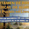 """Las personas interesadas en participar en el V Certamen de Pintura """"Mi Pueblo en Lienzo"""" de Huércal de Almería tienen hasta el 15 de abril para formalizar su inscripción en el área de Cultura del consistorio"""