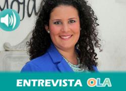 """""""El Mes del Arte sirve para dar a conocer los rincones más conocidos de Mojácar, como la mojaquera, y la historia que encierra el municipio"""", Raquel Belmonte, concejal de Cultura de Mojácar (Almería)"""