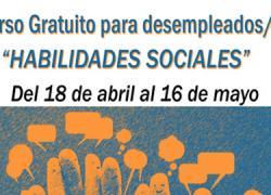 25 personas en situación de desempleo pueden inscribirse en un curso gratuito sobre habilidades sociales en la localidad cordobesa de Fernán Núñez que tendrá lugar del próximo 18 de abril al 16 de mayo