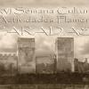"""El municipio de Paradas celebra del próximo 10 al 16 de abril la XXVI Semana Cultural de Actividades Flamencas en la que se homenajea al guitarrista Elías Chincoa Alcubillas conocido por """"Niño Elías"""""""