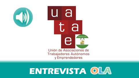 """""""La Ley Andaluza de Fomento del Emprendimiento es pionera y estamos expectantes para conocer más de ella, esperamos que atienda el problema de falta de financiación de los emprendedores"""", Pepe Galván, UATAE"""
