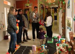 La Escuela Infantil La Mota, de la localidad de Acalá la Real, abre el periodo de escolarización y celebra una jornada de puertas abiertas para mostrar las instalaciones y el proyecto educativo