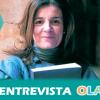 """""""Forma joven está diseñado con y para los jóvenes porque los mediadores participan y gestionan el proyecto"""", Covadonga Monte, jefa del servicio de Acción Territorial en Salud Pública de la Junta de Andalucía"""