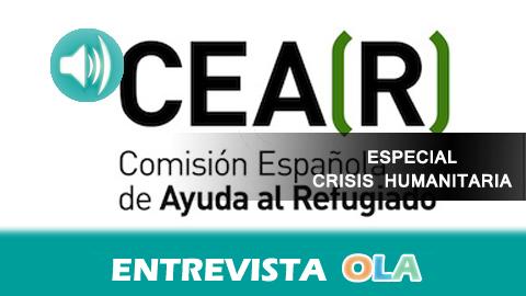 """""""El acuerdo entre la UE y Turquía es vergonzoso y vulnera todos los derechos sobre asilo, entre otras cosas, haciendo devoluciones masivas"""", Francisco Cansino, coordinador de CEAR en Andalucía Oriental"""