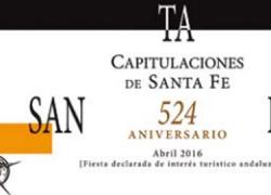 Las Capitulaciones de Santa Fe celebran su 524 Aniversario con un programa de actividades culturales entre las que destacan las IV Conferencias Colombinas, el Mercado Medieval, exposiciones, música y teatro