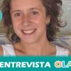 """""""Pedimos políticas que vayan encaminadas a la creación de empleo digno en España y que superen la disyuntiva paro o precariedad"""", Marina Escorza, integrante de la organización Juventud Sin Futuro"""
