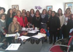El Consejo Local de la Mujer de Martos se reúne para preparar la nueva programación de actividades para el próximo trimestre y hacer balance de las realizadas durante la celebración del Día de la Mujer