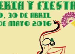 Huércal de Almería presenta el conjunto de actividades culturales y de ocio que este año amenizarán al municipio durante su Feria y Fiestas patronales que se celebrarán del 29 de abril al 1 de mayo