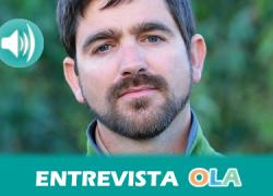 """""""Doñana no puede existir sin agricultura, pero no se puede mantener la superficie de regadío que hay en la actualidad"""", Felipe Fuentelsaz, responsable de Agricultura y Medio Ambiente de WWF en Doñana"""
