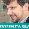 """""""El SAT es el sindicato más represaliado de toda Europa ya que cuenta con 637 sindicalistas procesados y unas penas que ascienden a 435 años de prisión"""", Javier García, responsable de Comunicación SAT"""