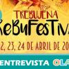 """""""Trebufestival consiste en sacar la cultura a la calle; además de 40 grupos, tenemos artesanía, pintura y baile que componen un espectáculo cultural"""", Ana Luisa Robredo, concejal de Cultura – Trebujena (Cádiz)"""