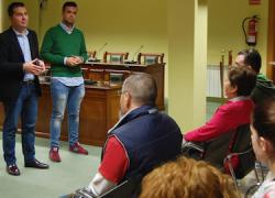 Maracena pone en marcha una nueva edición de su Plan 'Maracena Forma' para los meses de abril, mayo y junio que ofrece cursos en materia nuevas tecnología y autoempleo a las personas desempleadas de la localidad