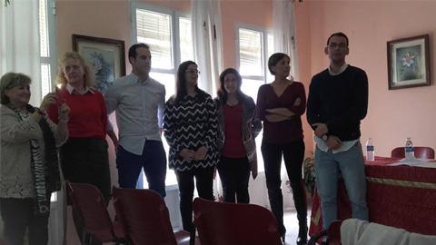 Los habitantes de Escacena del Campo cuentan con un servicio directo de atención a los enfermos de cáncer y sus familiares gracias a la nueva oficina local inaugurada por la Asociación Española Contra el Cáncer
