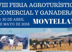 Los aficionados y aficionadas al mundo del caballo podrán disfrutar este fin de semana de la XVIII edición de la Feria Agroturística, Ganadera y Comercial en la localidad sevillana de Montellano