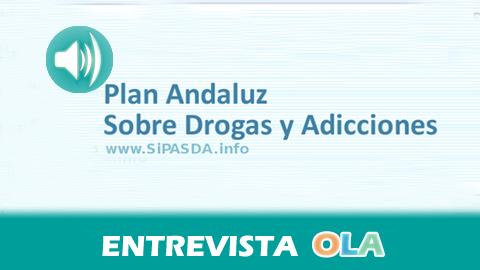 «El III Plan Andaluz de Drogas se adapta a las nuevas realidades de las adicciones», Fernando Arenas, Jefe Oficina de Planificación y Gestión de la Dir. Gral. Servicios Sociales y Atención a Drogodependencias