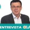 """""""Iznájar es un pueblo muy bonito, con un indudable atractivo turístico y con el 'Festival de Balcones y Rincones' ensalzamos su belleza en el mes de mayo, un poco más"""", Lope Ruiz, alcalde de Iznájar (Córdoba)"""