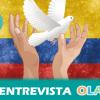 """""""Blindar jurídicamente el acuerdo de paz y desmovilizar a los menores de la guerrilla son dos buenas noticias, pero sigue habiendo hostigamiento a la oposición"""", Jaime Cedano, periodista colombiano"""