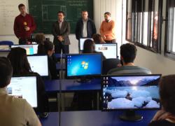 13 personas desempleadas de Chipiona se forman en creación digital a través de un curso de Diseño Gráfico y Web puesto en marcha por Fomento Económico con el fin de ampliar sus posibilidades laborales