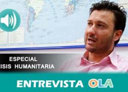 """""""El número de sirios que han llegado a España es más alto del que se publica y no se ha producido alarma social ni ha afectado a la economía, lo que quieren es solo conservar la vida"""", José Carlos Budia, CEAR"""