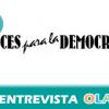 """""""Existe una normativa avanzada y protectora en derechos de consumidores y derechos sociales y tememos que haya una merma con el TTIP"""", Mª Jesús del Pilar, portavoz de Jueces para la Democracia"""